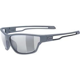 UVEX Sportstyle 806 Variomatic Glasses grey matt/smoke